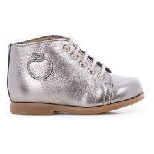 Pom D Api Size Chart Nioupi Primo Ankle Boots Silver