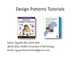 Design Patterns Tutorial New Design Patterns Tutorials