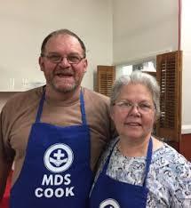 1-9-19 Steve _ Kathy Rhodes January cook_s birthday Lake County, CA -  Mennonite Disaster Service