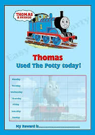 Thomas And Friends Reward Chart Thomas The Tank Reward Chart Twin Set Including Free