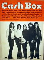 Cash Box Magazine Music And Coin Machine Magazine 1942 To 1996