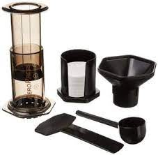 These include a brewing chamber, a plunger, and a filter cap. Aeropress Coffee And Espresso Maker White Rock Coffee