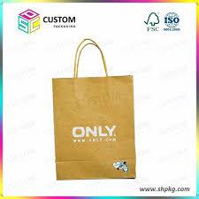 custom printed paper bags custom printed paper bags