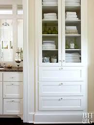 ped in storage cabinet