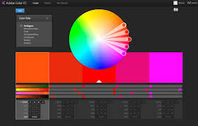 Image result for color wheel photoshop cc