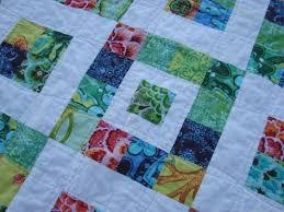 Royal Squares Quilt | Bluprint | Square quilt, Quilts, Free motion quilting