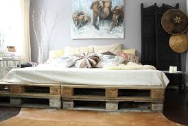 DIY Bed Frame Country Club Apartments PRG Apartments