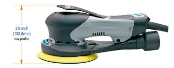 electric orbital sander. ♢this compact electric random orbital sander (central vacuum) with 5.0 mm orbit is allround suitable for almost all kind of surfaces. p
