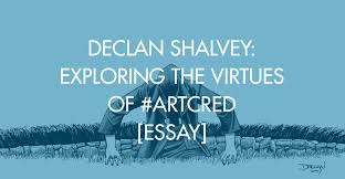 declan shalvey exploring the virtues of artcred essay image  declan shalvey exploring the virtues of artcred essay