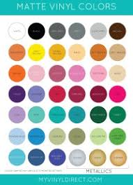 Oracal Vinyl Color Chart Pdf Oracal 751 Color Chart High Performance Sign Vinyl