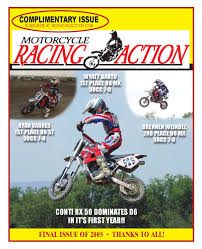 Mra Dec 2005 By Motorcycle Racing Action Issuu