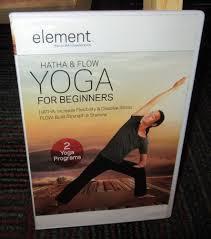 element tamal dodge hatha flow yoga for beginners workout dvd 2 30