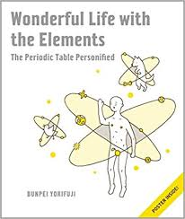 Parts Of Periodic Table Amazon Com Wonderful Life With The Elements The Periodic