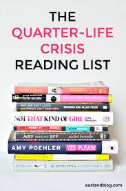 the quarter life crisis reading list