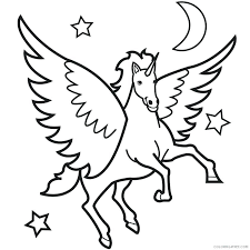 Barbie Pegasus Colouring Pages Coloring Pages Coloring Pages