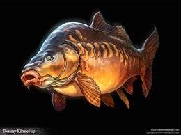 Fish Art By Tommy Kinnerup Drowning Worms Ryby Rybaření A Vodní