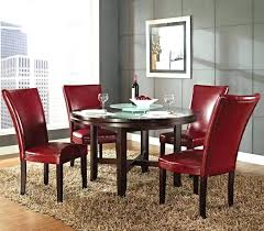 red upholstered dining room chairs. Elegant Red Fabric Dining Chair Room Large Size Of Dinning Upholstered Chairs
