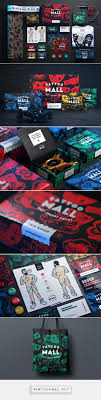 Tattoo Mall Branding Branding Design Corporate Design Brand