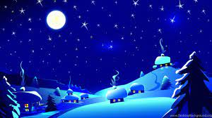 The Magic Of The Christmas Night ...