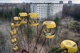 May 14, 2021 · nuclear reactions are smoldering again in an inaccessible basement of the wrecked chernobyl nuclear power plant in ukraine, according to news reports. Chernobyl Exclusion Zone In Pictures Nbc Boston