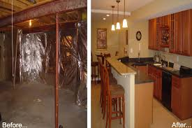 basement remodels before and after. Wonderful And Basement Apartment Before And After Bat Remodels Before And After Coryc Me  Basement Apartment Decorating In
