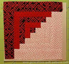 Easy Log Cabin Quilt Pattern: Paper Pieced to Perfection | Quilt ... & Easy Log Cabin Quilt Pattern: Paper Pieced to Perfection Adamdwight.com