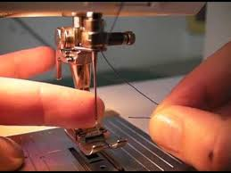How To Thread A Bernina 1008 Sewing Machine