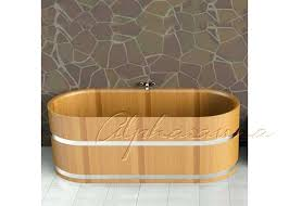 wood bath tubs elegant design red cedar wooden bath tubs standing alone for indoor sauna barrel wood bath