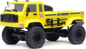 <b>Краулер ECX</b> 1:24 Scaler Crawler Barrage UV 4WD, электро, RTR ...
