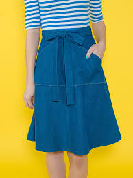 Skirt Patterns With Pockets Amazing Tilly And The Buttons Miette Sew The Pockets