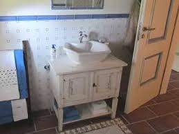 Mobili Bagno Legno Naturale : Mobili bagno country arredo