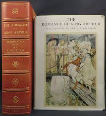romance of king arthur and his knights of the round table abridged from malory s morte d arthur by alfred w pollard