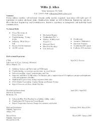 Military Resume Template Letsdeliver Co