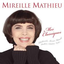 <b>Mes</b> classiques by <b>Mireille Mathieu</b> on Spotify
