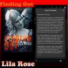 Finding Out (Hawks Motorcycle Club, #2.5) by Lila Rose (Author) – Slim's  Blog