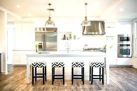 One Wall Kitchen Designs With An Island Plans New Decoration