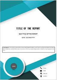 School Cover Page Design 50 Best Cover Page Template Design Microsoft Office Word