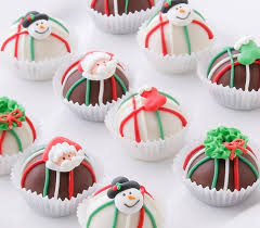 Decorating Cake Balls Christmas Cake Balls Gluten Free Cake Balls Holiday Cake Balls 96