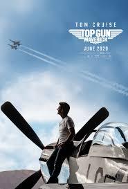 Image result for Top Gun: Maverick 2020 poster