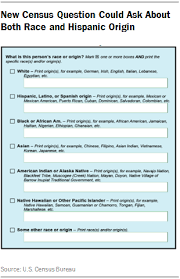 race and multiracial americans in the u s census pew research new census question could ask about both race and hispanic origin