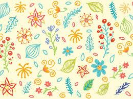 Free Floral Backgrounds Free Floral Background Vectors Vector Art Graphics Freevector Com