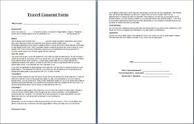 Parent Guardian Consent Form Template Ohye Mcpgroup Co