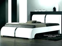 leather frame beds white leather bed frame white leather king bed white leather king bed frame