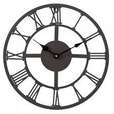 outside in arundel wall clock