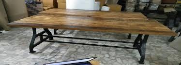 industrial metal and wood furniture. Garud Enterprises India Industrial Rustic Furniture Metal And Wood