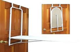 wall mount iron board door ironing board simple and functional wall mounted ironing board over the door mounted ironing board