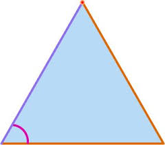 Triangle Types Chart Types Of Triangles Triangle Definition Dk Find Out