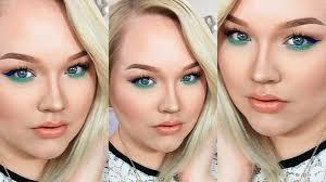 makeup tutorial how to contour your nose like a pro 101 nikkietutorials