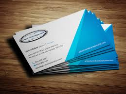 Transport Business Cards Templates Truck Visiting Card