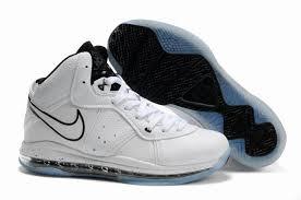 lebron 8v2. nike air max lebron viii white with black shoes,basketball shoes low cut,genuine 8v2